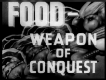 food weapon