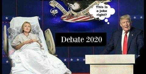Video: Can Hillary Save the Democrats? Hillary Will Run In 2020, Totalrehash.com