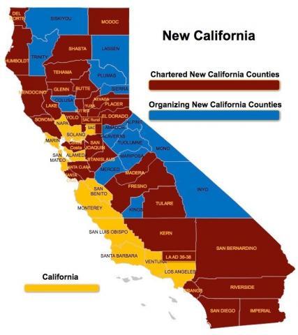 new calilfornia