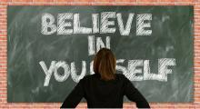 believe in self