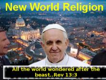 pope nwo religion