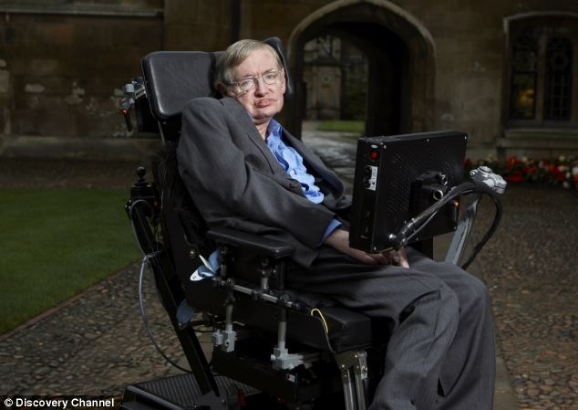 Hawking is concerned that humanity is on a one trip to ultimate destruction because we are no longer needed.