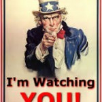 nsa im watching you