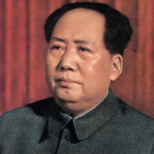 Mao, despicable but effective.