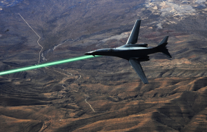 darpa laser weapon plane excalibur