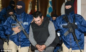 Mexican drug suspect Santiago Meza Lopez - known as the 'stew-maker' - confessed to dissolving the bodies of 300 rivals with acid in Tijuana.