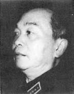 Vo Nugyen Giap, the architect of the Viet Cong strategy.