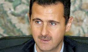 Assad has few options.