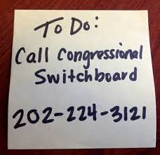 congressional switchboard