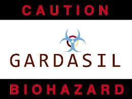 gardasil biohazard
