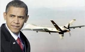 Obama, the Drone Ranger