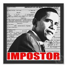 obama impostor