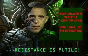 obama resistance is futile