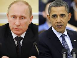 Putin temporarily thwarted Obama's planned attack upon Syria.