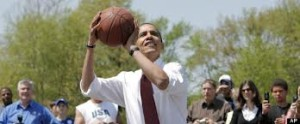 Is Obama shortening the playbook?