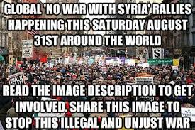syrian protest 1