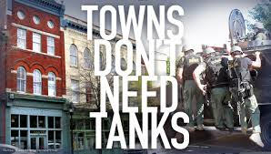 towns don't need tanks