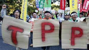 "Even ""they"" don't want the TPP."