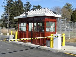 dhs guard shack