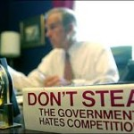 dont steal the gov hates compettition