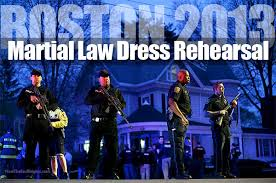 martial law dress rehearsal