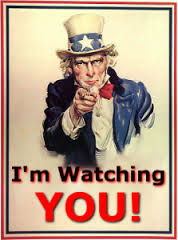 Hey NSA, while you are watching us, the IMF is watching your pensions and bank accounts.