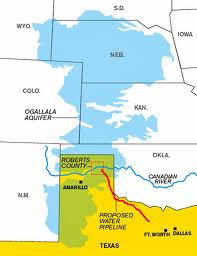 The Pickens water empire which is free of EPA tyranny.