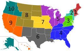 fema 10 regions