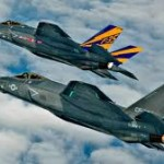 The F-35 and trickle down tyranny.