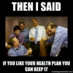 if you like your health care plan, you can keep it