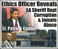 Lt. Patrick Gomez