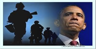 military vs obama