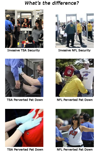 nfl tsa same thing