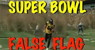 super bowl false flag 2