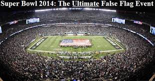 super bowl false flag attack