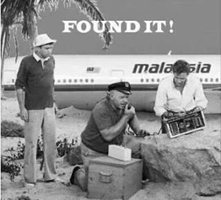 gilligan and malaysia airliner