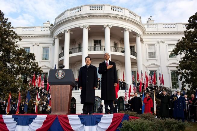 chinese and obama