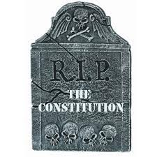 death of constitution