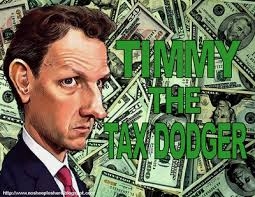 tim the tax dodger