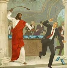 JESUS money chANGERS