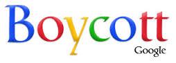 google boycott