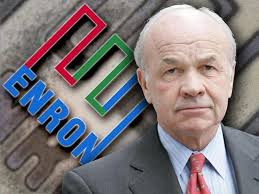 Ken Lay CEO of ENRON