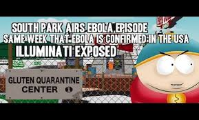 south park ebola