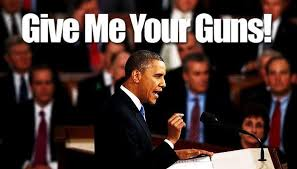 give me your guns obama