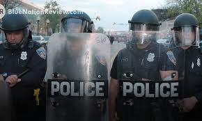 riot control police baltimore