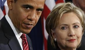 "Obama and Hillary redefine the word ""Treason""."